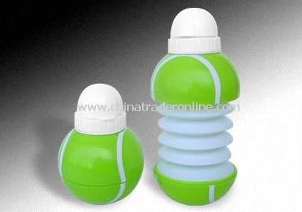 Collapsible Tennis Bottles