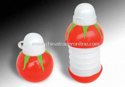 Collapsible Tomato Bottles