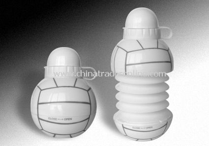 Collapsible Volleyball Bottles