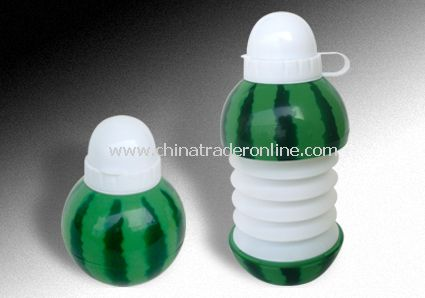 Collapsible Watermelon Bottles