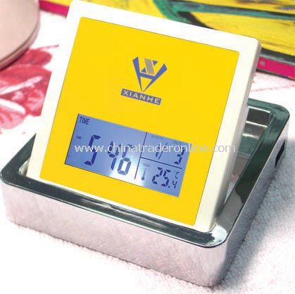 LCD CALENDAR WITH USB HUB