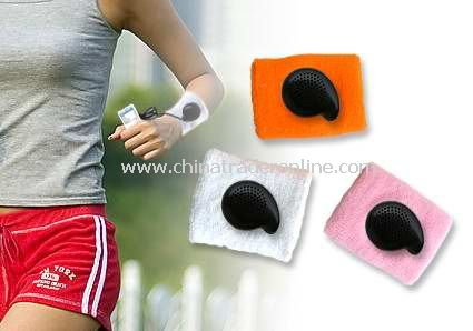 Wristb Speaker