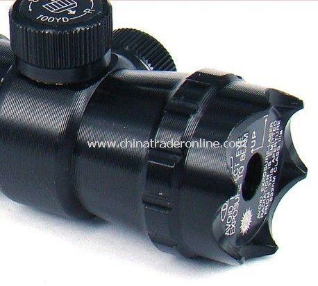 20mw green laser sight