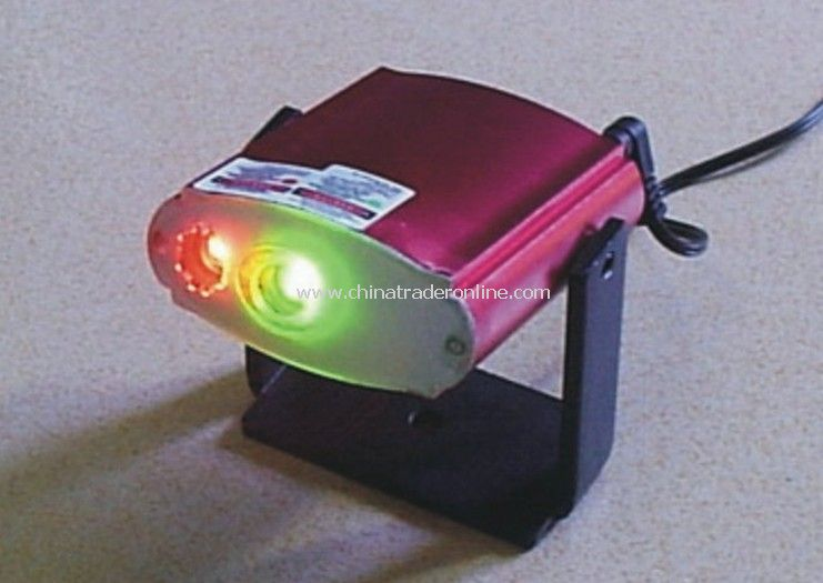 Dual Colors Lighting red &green