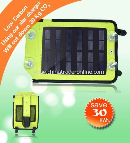 Car-carrying Solar charger