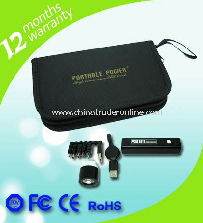 Digital power bank