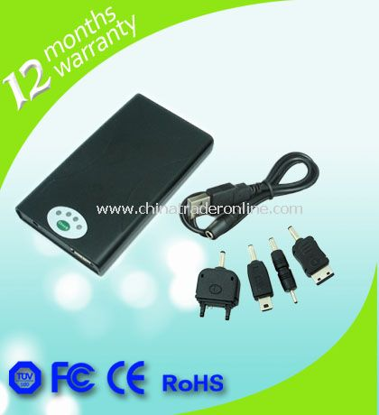 Portable power high tempeature cell