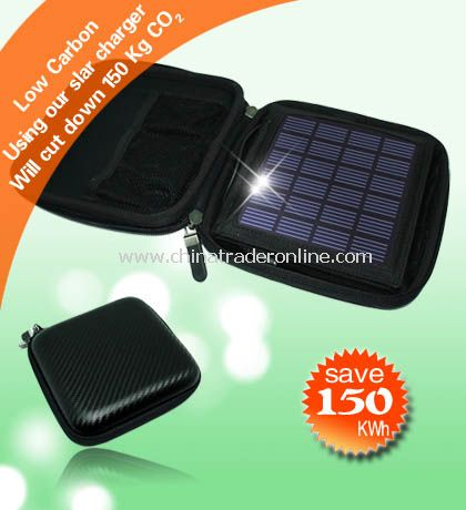 Solar Wallet case