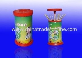 Automatic toothpick tube