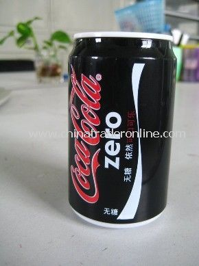 Coke Toothpick tube