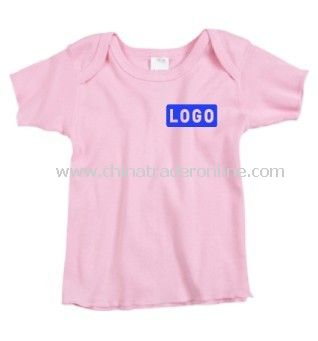 Rabbit Skins Infant Lap Shoulder T-Shirt Colors