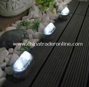 Solar Rock Light, Solar Stone Light, Solar Resin Light, Solar Sculpture Light