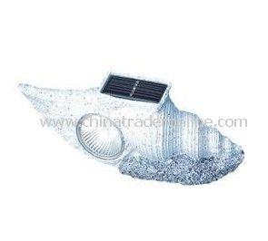 Solar Rock Light, Solar Stone Light, Solar Resin Light