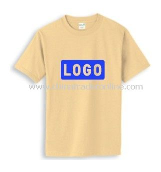 T-shirt - Anvil Youth 100% Organic Cotton Short-Sleeve