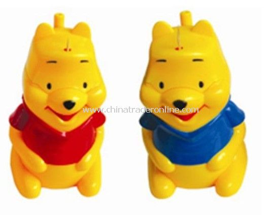 Winnie the Pooh Automatic toothpick box