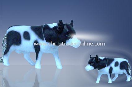 animal Cow keychain