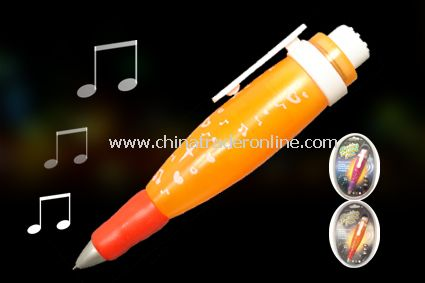 Mucic Pen