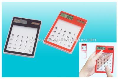Touch Sensor Calculation
