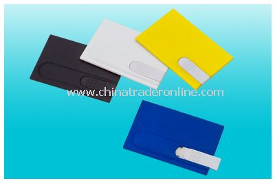 Ultra-thin USB disk card(gift USB disk,promotion card)