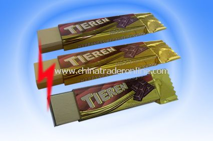 chocolate toy