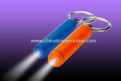 mini plastic LED torch