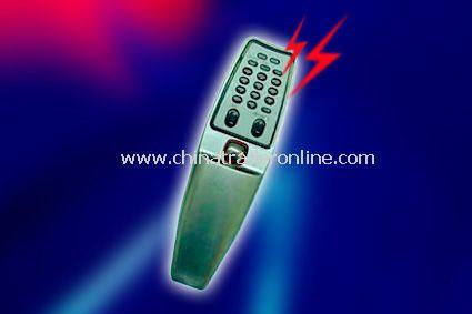 Shocking remote control