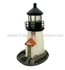 Solar House Light, Solar Resin Light