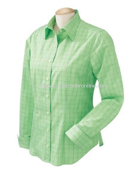 Chestnut Hill Womens Glen Plaid Shirt