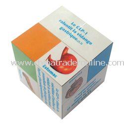 Magic Cube (7.5 x 7.5 x 7.5 CM) from China