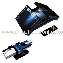 Magic USB Sliding Card