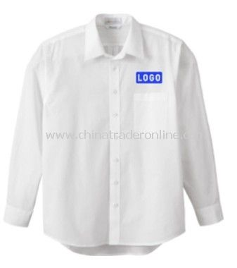 Mens Primalux End-On-End Dress Shirt