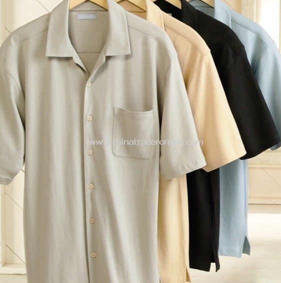 Shirt - Port Authority Easy Care Camp Shirt