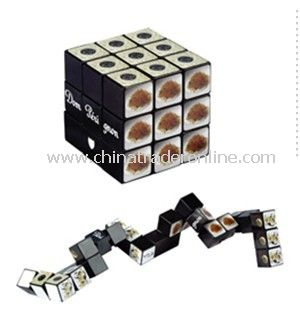 Elastic Cube