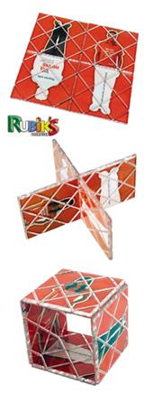 Rubiks Promotions Flip-Flop 2 x 2 Panel (106 mm)