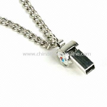 Metal Whistle, Available with Chain from China