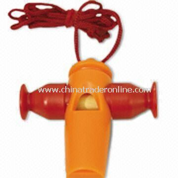 Samba Whistles, Available in Various Colors, Styles, Dimensions, and Logos from China