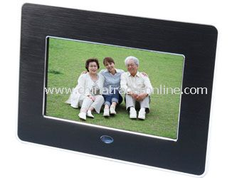7 inches TFT high-definition color LCD digital photo frame