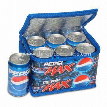 Water-resistant Pepsi Cooler/Ice Bag