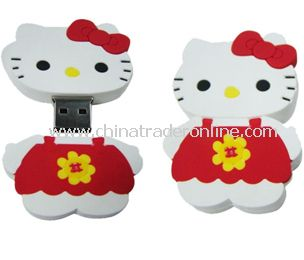 Hello Kitty USB Flash Drive from China