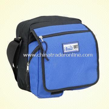 Compact Cooler Bag Made of 600D Nylon and EVA Foam from China