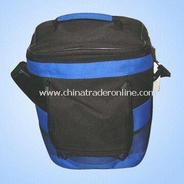Cooler/Isolation Bag with One Adjustable Webbing Shoulder Strap