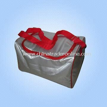 Cooler/Isolation Bag with White PVC Lining Inside from China