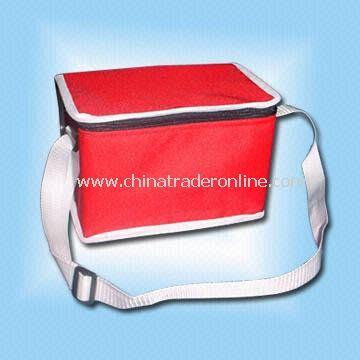 Portable 70D Nylon Cooler Bags with Shoulder Strap