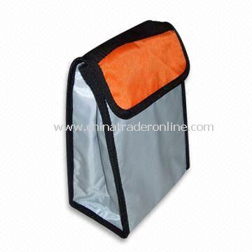 Simple Cooler Bag, Suitable for Promotional Gift, Measuring 18.5 x 9.5 x 24.5cm