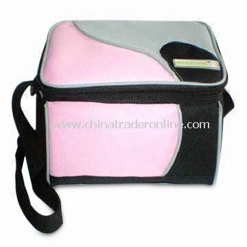 Cooler Bag, Made of Polyester, Meets Low-budget Buyer for Promotional