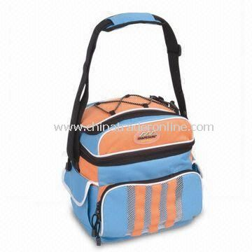 Cooler Bags, Made of 600 x 300D/Ulelene from China
