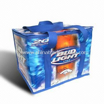 Cooler Bags, Suitable for Promotion and Gift ,Customers Specifications are Accepted