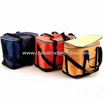 Cooler Bags with Side Mesh Pockets and Seaworthy Packing from China