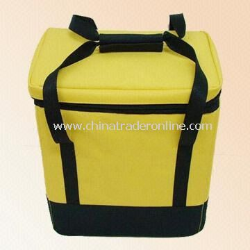 Durable Cooler Bag Made of 600D/PVC