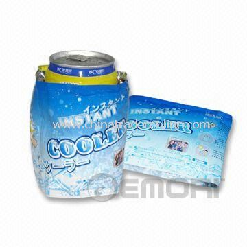 Instant Can Cooler, Suitable for Gift and Promotional Purposes